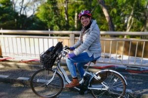 Testing out Tokyo's share bicycle schemes - exploring the city by pedal power